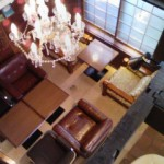 古いアパート再生カフェ