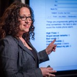 Amy Webb「私がどうやってネット婚活で成功したか」on TED