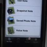 Evernoteを使えばiPhoneがインターネットボイスレコーダーに