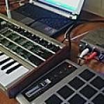 AC電源レス音楽環境