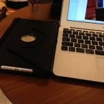 iPad mini用のキーボードケースを使ってみた。HAIKAU iPad mini キーボード