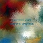 Season's greetings 2005