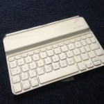 Logitech Ultrathin Keyboard mini 早速使ってみた。