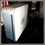 mac mini自宅サーバー終了