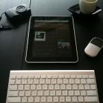 iPadレビュー「キーボードがすこぶる快適な件」
