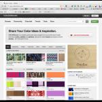 ノンデザイナーのための素敵配色検索サイト「Color Scheme Designer 3」