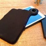ELECOM Nexus7対応 ネオプレンケースがiPad miniにぴったり