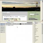 FireFox拡張機能のブログエディタ