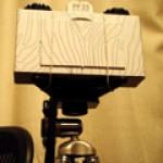 ピンホールカメラ用三脚