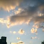 最近の空の色