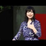 TEDxTokyo2012 小室淑恵さんのプレゼンにみるパトスとロゴスのすばらしいバランス感覚